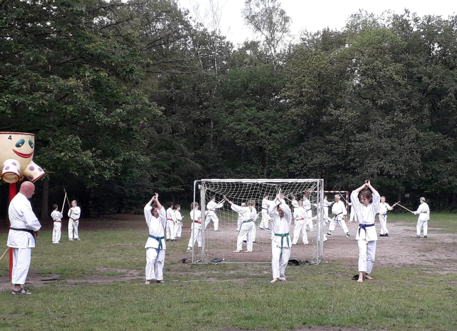 Austerlitz jeugdkamp 2019: een persoonlijk verslag van begeleider Elly